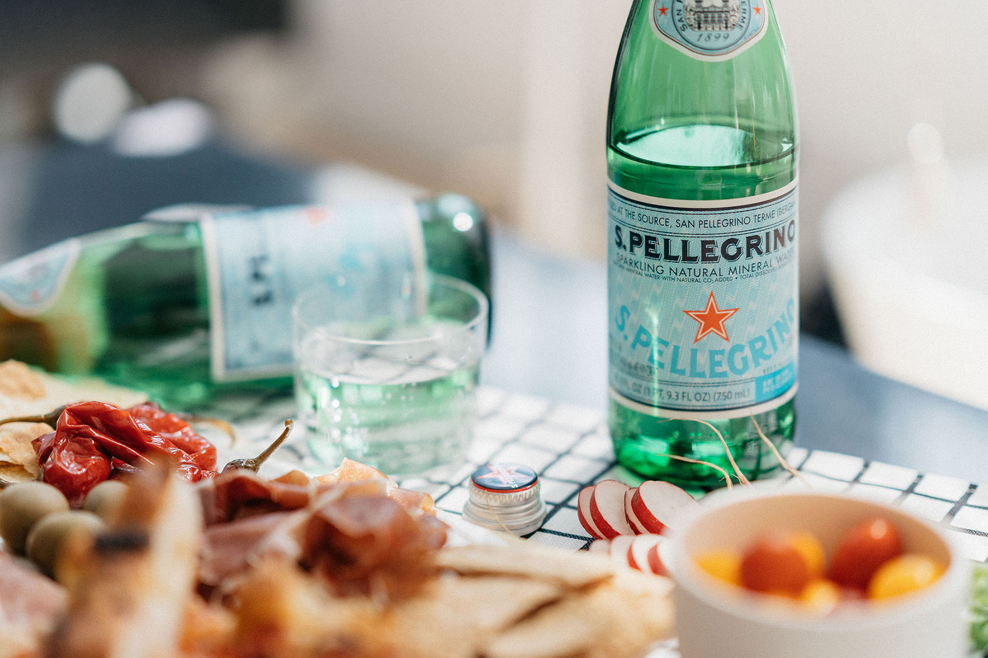 S.Pellegrino Enhance Your Moment