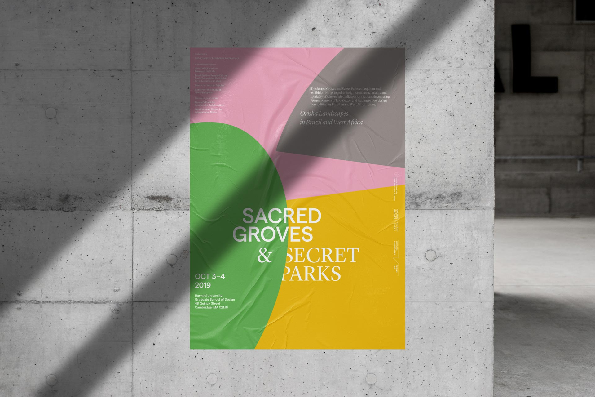 Sacred Groves & Secret Parks