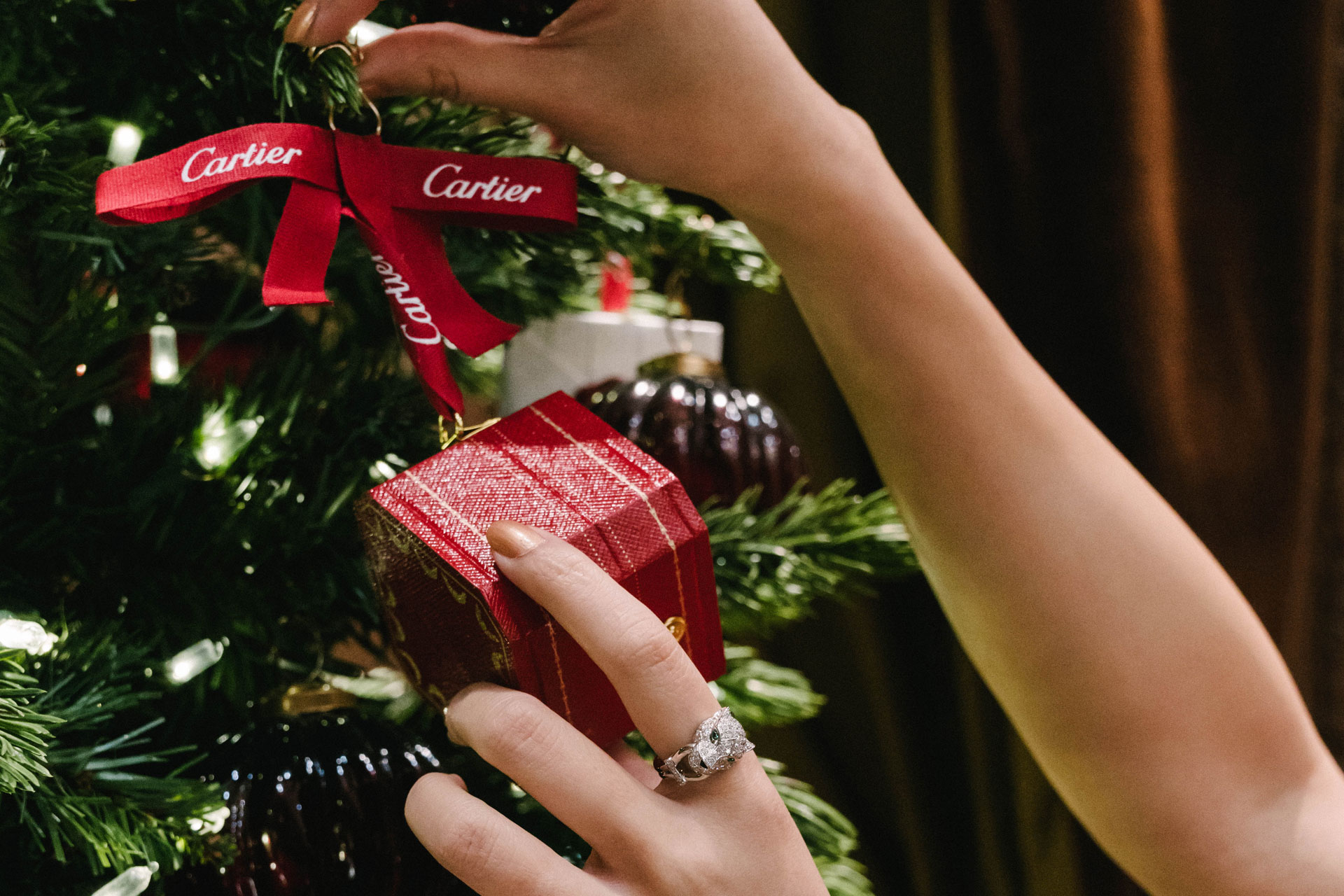 Cartier Holiday Spirit