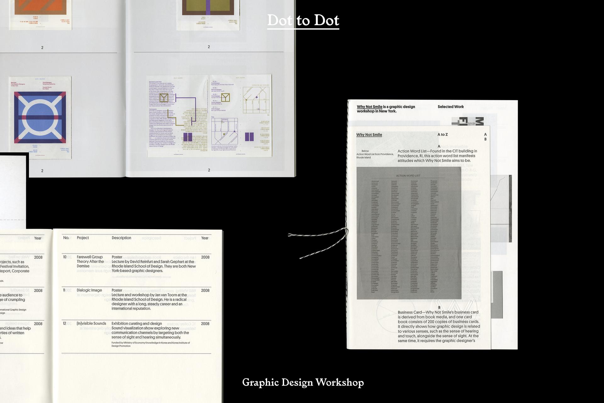 Dot to Dot at NYCxDesign