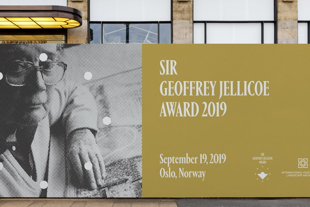 Thumbnail for The IFLA Sir Geoffrey Jellicoe Award